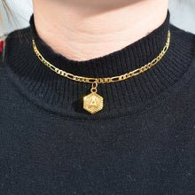 Load image into Gallery viewer, A-Z Letters Choker Necklace