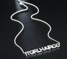 Load image into Gallery viewer, Not your average name Necklace