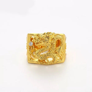 Boss Dragon ring