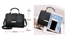 Load image into Gallery viewer, BOSS BABE LEATHER BAG