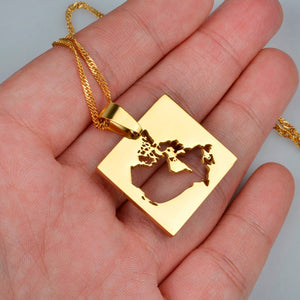 Canada  Pendant Necklaces