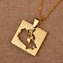 Load image into Gallery viewer, Canada  Pendant Necklaces