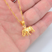 Load image into Gallery viewer, Elephant Pendant