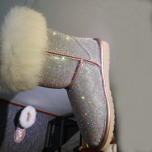 Sparkly Deluxe boots