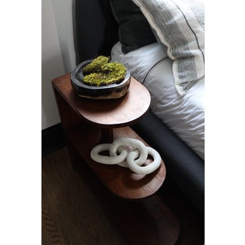 Atlas White Marble Chain-Objects-Anecdote