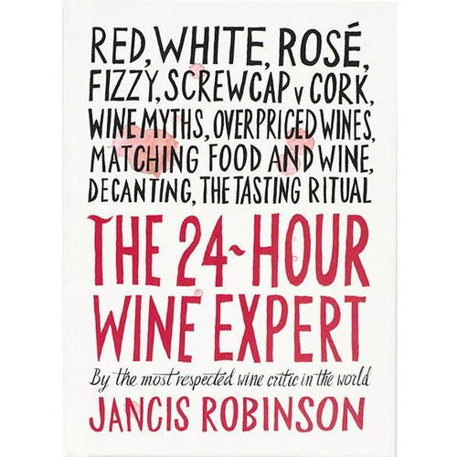THE 24-HOUR WINE EXPERT-Books-Anecdote