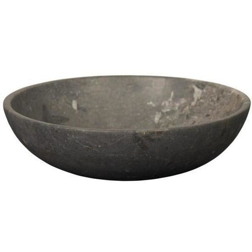 Black Marble Bowl-Objects-Anecdote