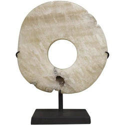 Large Onyx On Stand-Décor-Anecdote