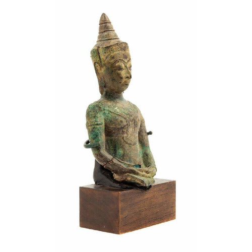 Thai Figure of Buddha-Vintage-Anecdote