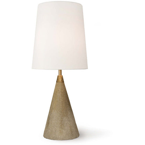 Concrete Mini Cone Lamp-Lighting-Anecdote