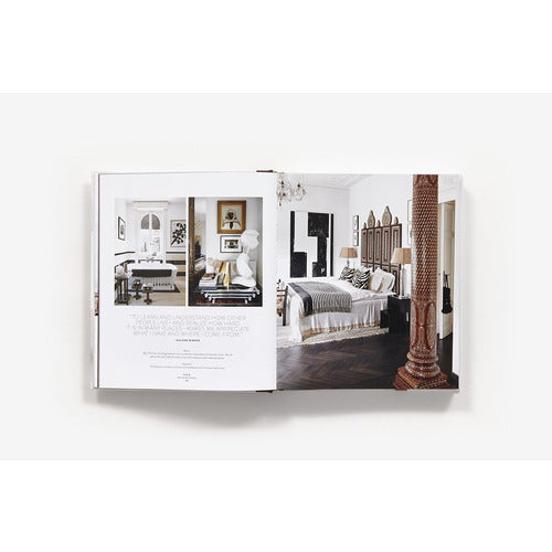 TRAVEL HOME: DESIGN WITH A GLOBAL SPIRIT-Books-Anecdote