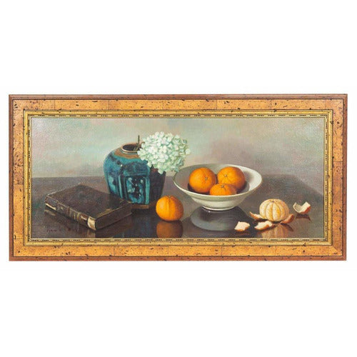 Henk Bos (DUTCH, 1901-1979) Still Life-Art-Anecdote