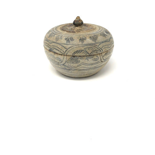 Thai Ceramic Jarlet  15th century  #7