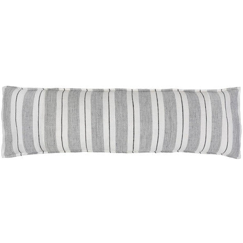 Laguna Striped Body Pillow-Bedding and Linens-Anecdote