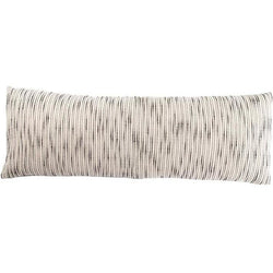 Mercado Long Pillow-Throw Pillows-Anecdote