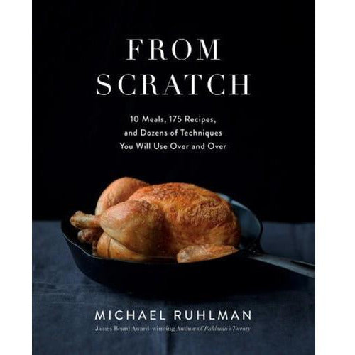 FROM SCRATCH: 10 MEALS, 175 RECIPES, AND DOZENS OF TECHNIQUES YOU WILL USE OVER AND OVER-Books-Anecdote