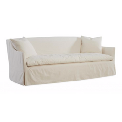 Lydia Slipcovered Sofa-Sofa-Anecdote