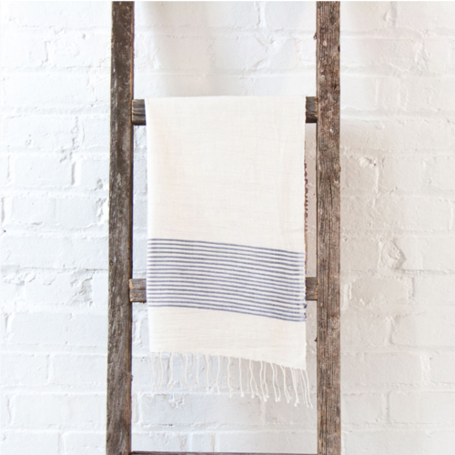 Riviera Hand Towel Collection-Bedding and Linens-Anecdote