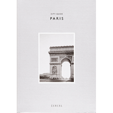 CEREAL CITY GUIDE: PARIS-Books-Anecdote
