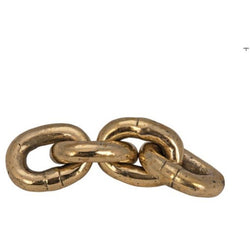 Brass Chain Paper Weight