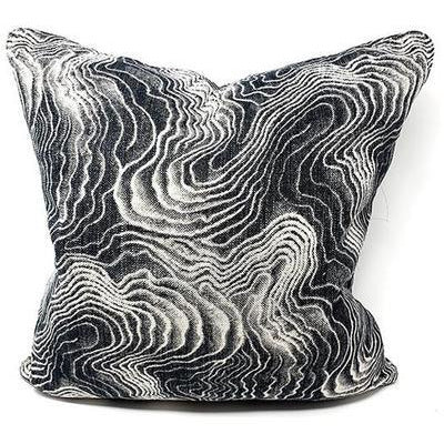 Cassini Flint Throw Pillow