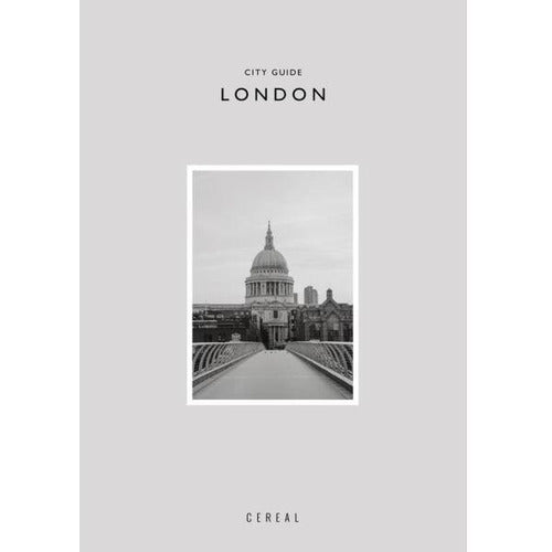 CEREAL CITY GUIDE: LONDON-Books-Anecdote