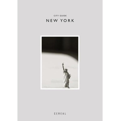 CEREAL CITY GUIDE: NEW YORK-Books-Anecdote