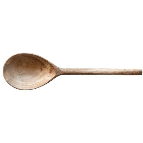 Hand-Carved Mango Wood Spoon