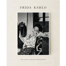 FRIDA KAHLO: THE GISÈLE FREUND PHOTOGRAPHS-Books-Anecdote