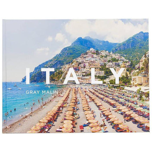 GRAY MALIN: ITALY-Books-Anecdote