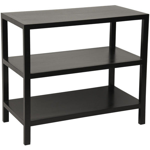 Benjamin 2 Shelf Side Table
