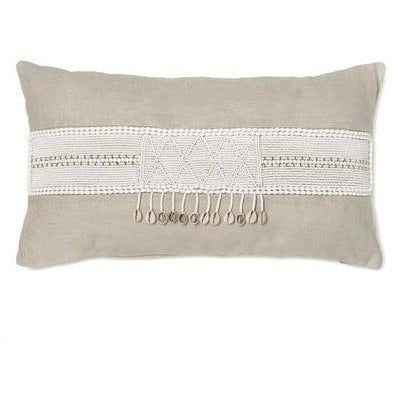 Lamu Enkirewa Throw Pillow