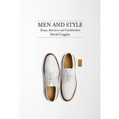 MEN AND STYLE: ESSAYS, INTERVIEWS AND CONSIDERATIONS-Books-Anecdote