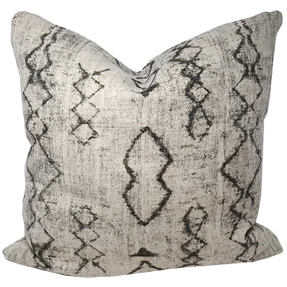 Siesta Flint Down Throw Pillow-Pillow-Anecdote
