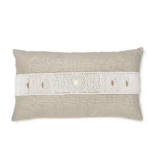 Lamu Nolari Sand Throw Pillow-Pillows-Anecdote