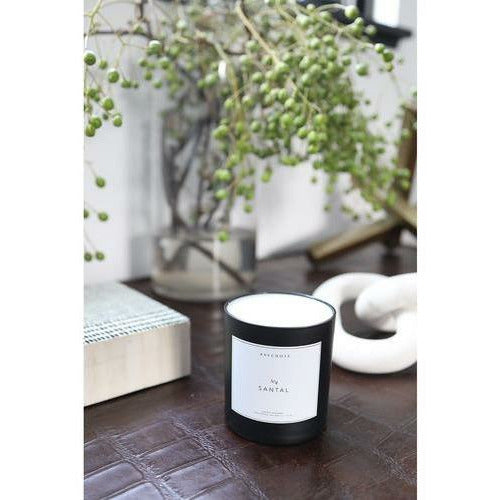 Santal Candle-Candle-Anecdote
