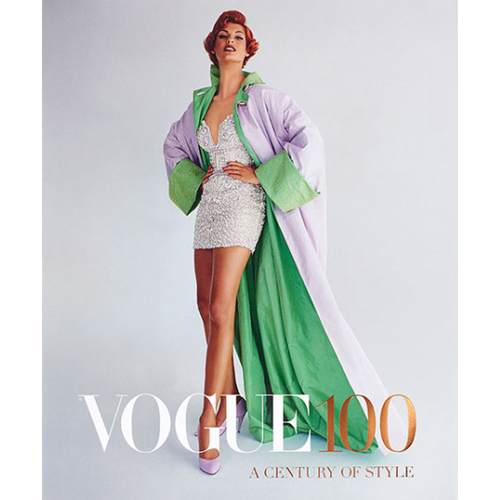 VOGUE 100: A CENTURY OF STYLE-Books-Anecdote
