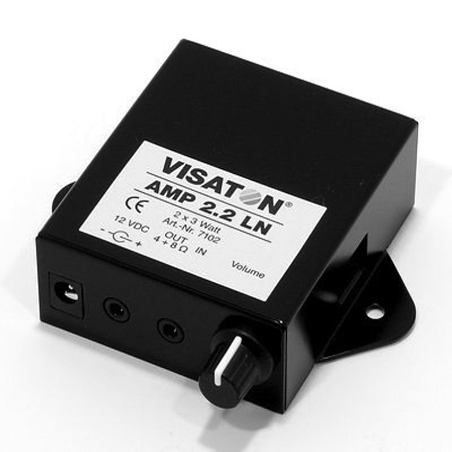 Visaton Amp 2.2 LN - Mini Stereo Amplifier.