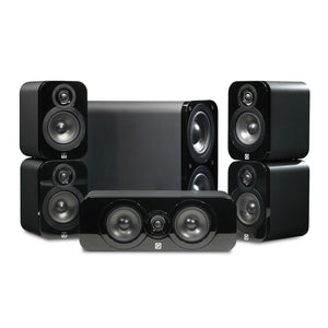 Q Acoustics 3000 Cinema Package