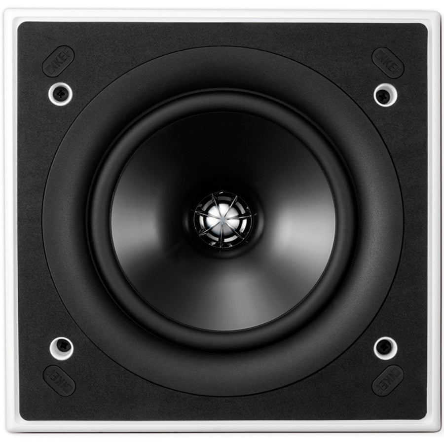 KEF Ci 160 QS, Ceiling/In Wall Speaker, 8Ohm, 6.5 Inch, Price Per Speaker