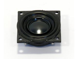 Visaton K 23 SQ, 8 Ohm, 0.9 Inch - Miniature Speaker