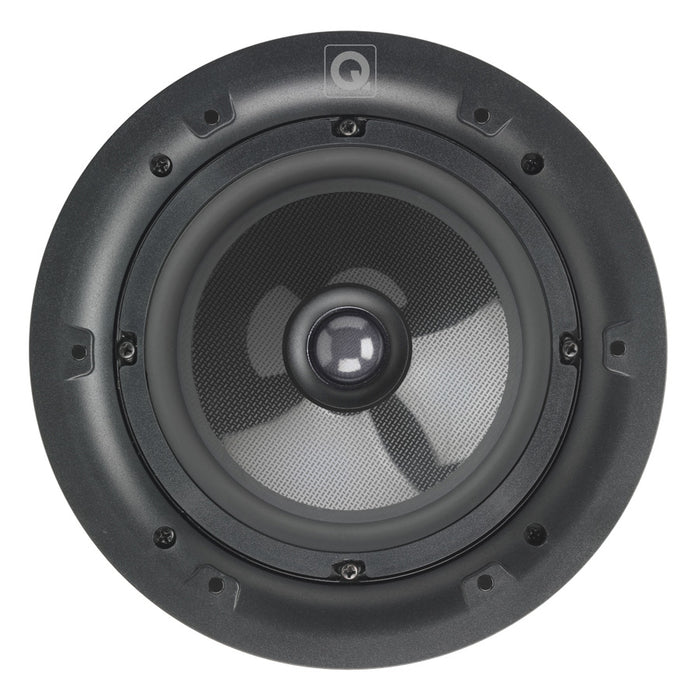 "Q Install QI80CP 8"" In-Ceiling-Speaker - Price Each"