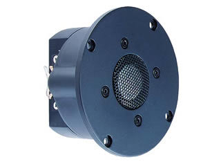 Visaton KE 25 SC | 8 Ohm - Magnetically shielded 25mm/1ins high end dome tweeter