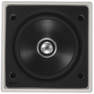 KEF Ci 100 QS, Ceiling/In Wall Speaker, 4Ohm, 4 Inch, Price Per Speaker
