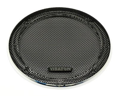 Visaton Grille  10 R/134 (Black/Chrome)