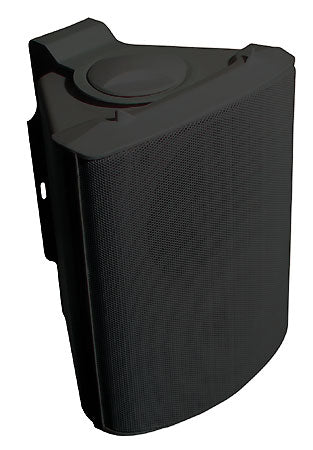 Visaton WB 13 | Black 2-way waterproof speakers  - price per speaker