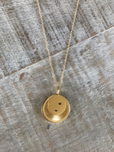 Load image into Gallery viewer, Moon and Stars necklace