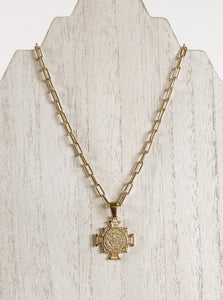 St Benedict Necklace