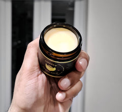 The best beard balms are made from organic and natural ingredients including beeswax, shea butter and various oils