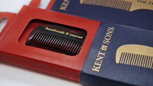 A 81T 73mm Beard and Moustache comb.